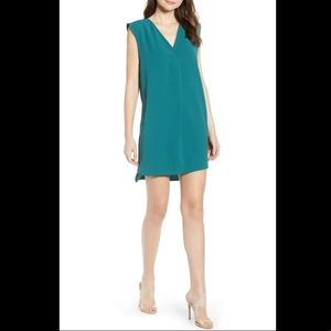 Leith Everyday Sleeveless Shift Dress - M